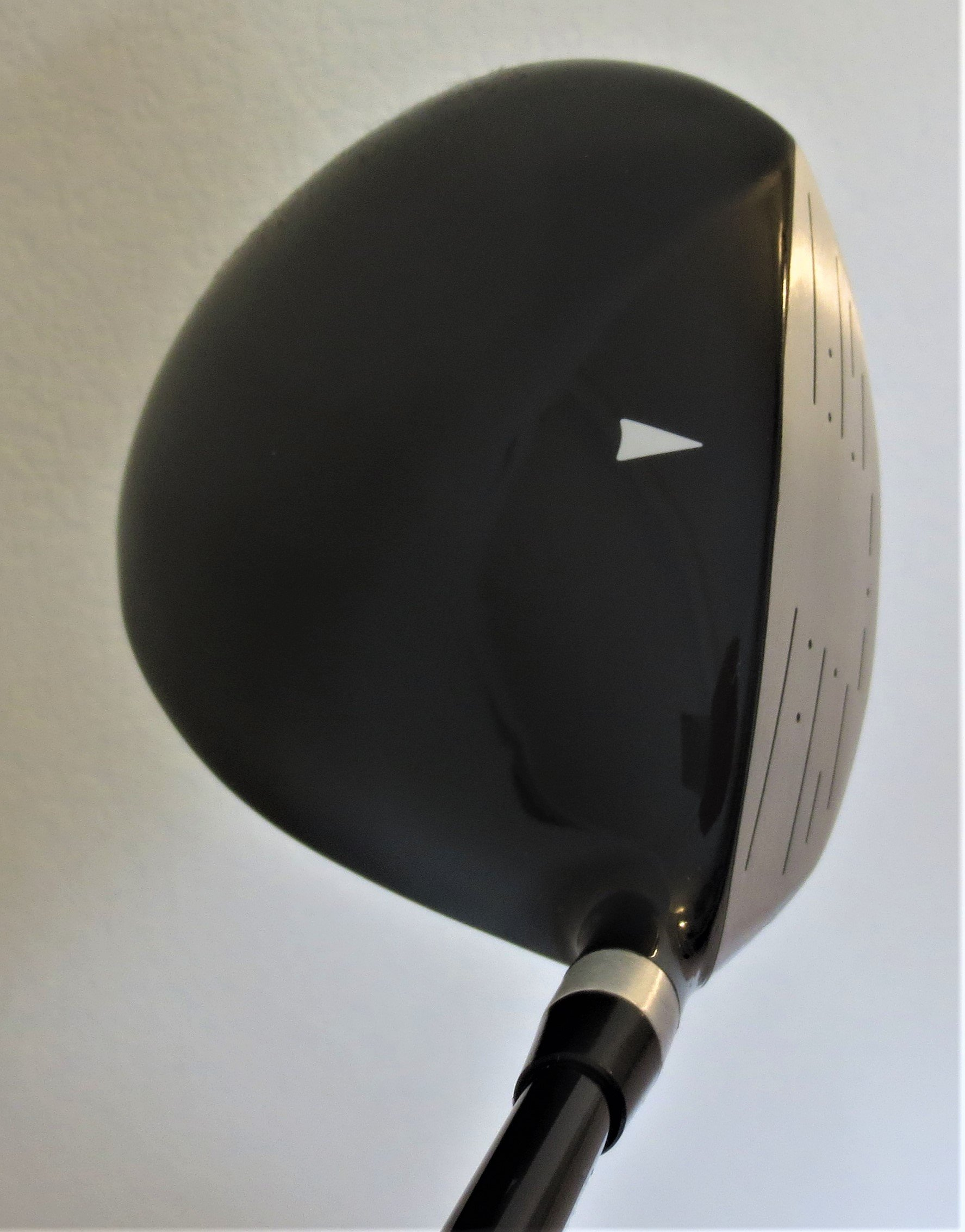 Left Hand Mens M5 460cc Golf Driver Super Long Hitting and Accurate Ti Regular Flex Graphite 10 Degree Golf Club LH Max Distance by Always Long Drives