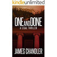 One and Done: A Legal Thriller (Sam Johnstone Book 2)