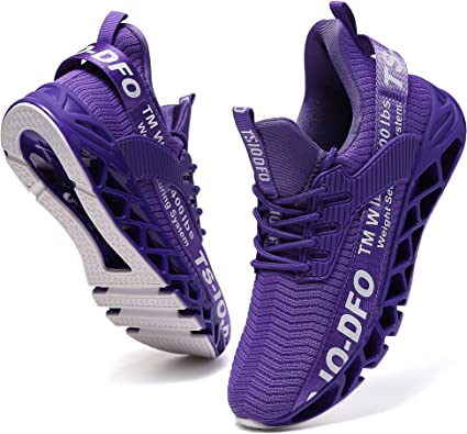 FUTAI Women Fashion Sport Running Sneakers Non Slip Athletic Tennis Walking Shoes