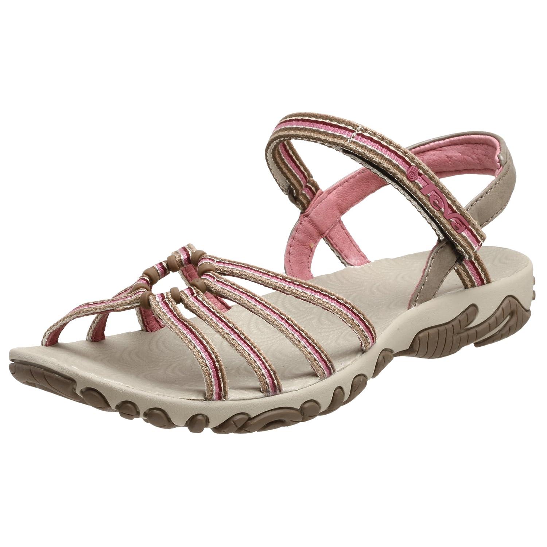 05821fc6c1f8 Teva Womens Womens Kayenta Walking Sandal Walnut UK 6.5  Amazon.co.uk  Shoes    Bags