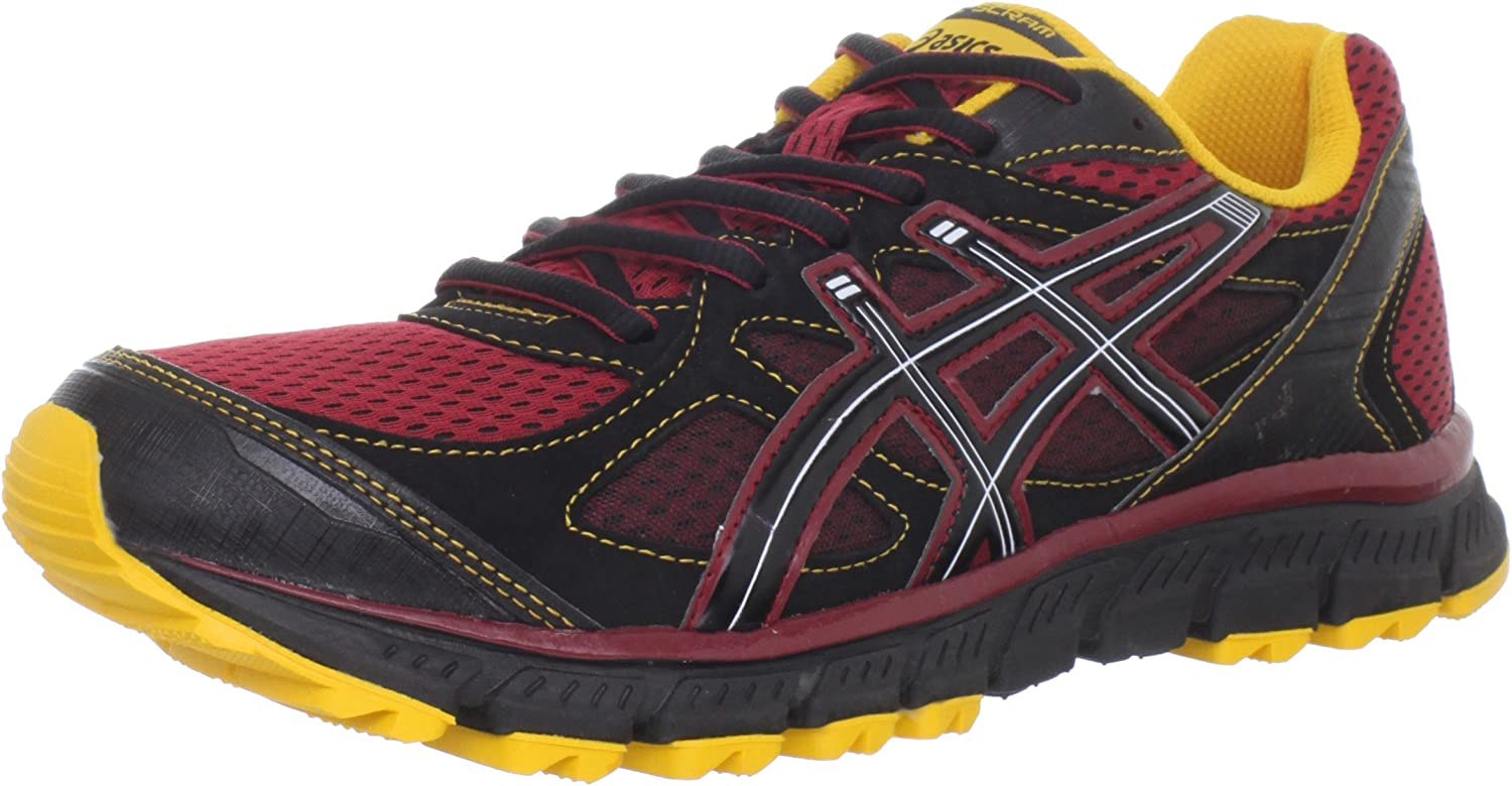 ASICS Men s GEL-Scram Trail Running Shoe