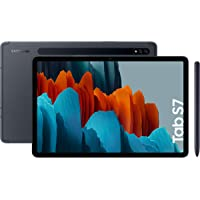 """Samsung Galaxy Tab S7 - Tablet de 11"""" con pantalla QHD (Wi-Fi, Procesador Qualcomm Snapdragon 865+, RAM de 6GB, ROM de…"""