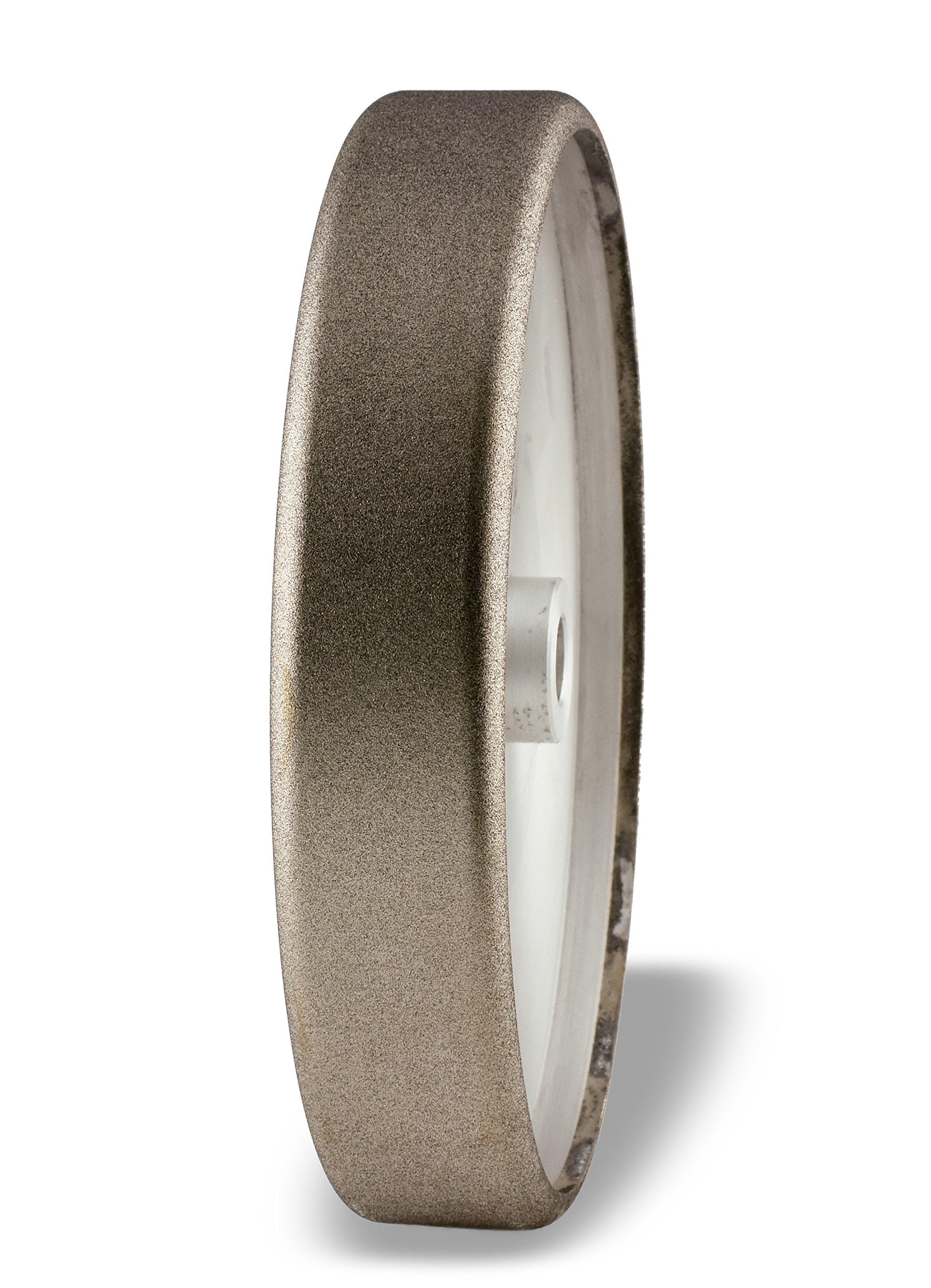 CBN Wheel 8 inch, 5/8'' Arbor, 180 grit