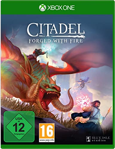 Citadel Forged with Fire [Xbox One] [Importacion Alemania ...