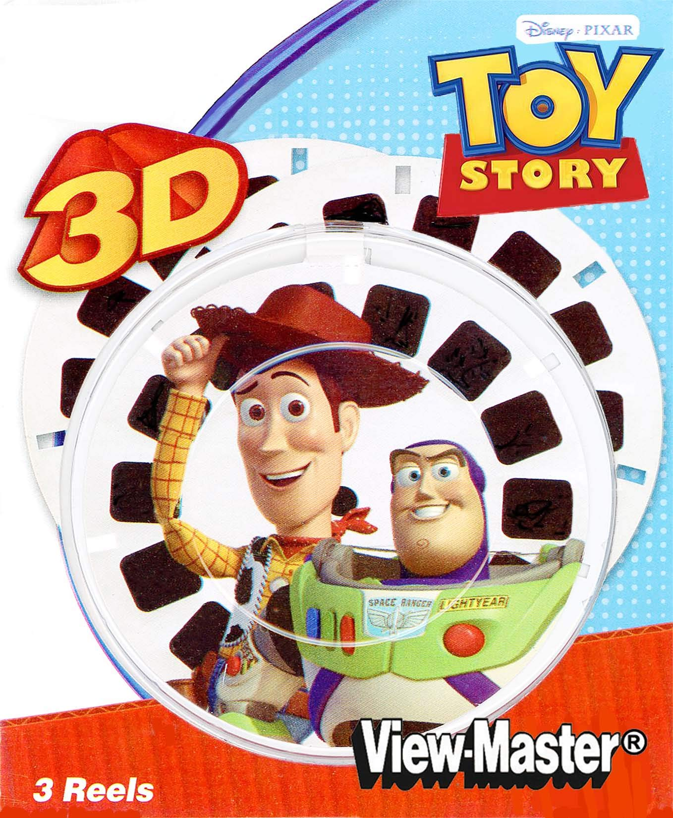 View-Master 3D Reels: Toy Story 1 by View Master