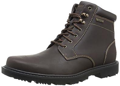 Men's Redemption Road Waterproof Plain Toe Boot