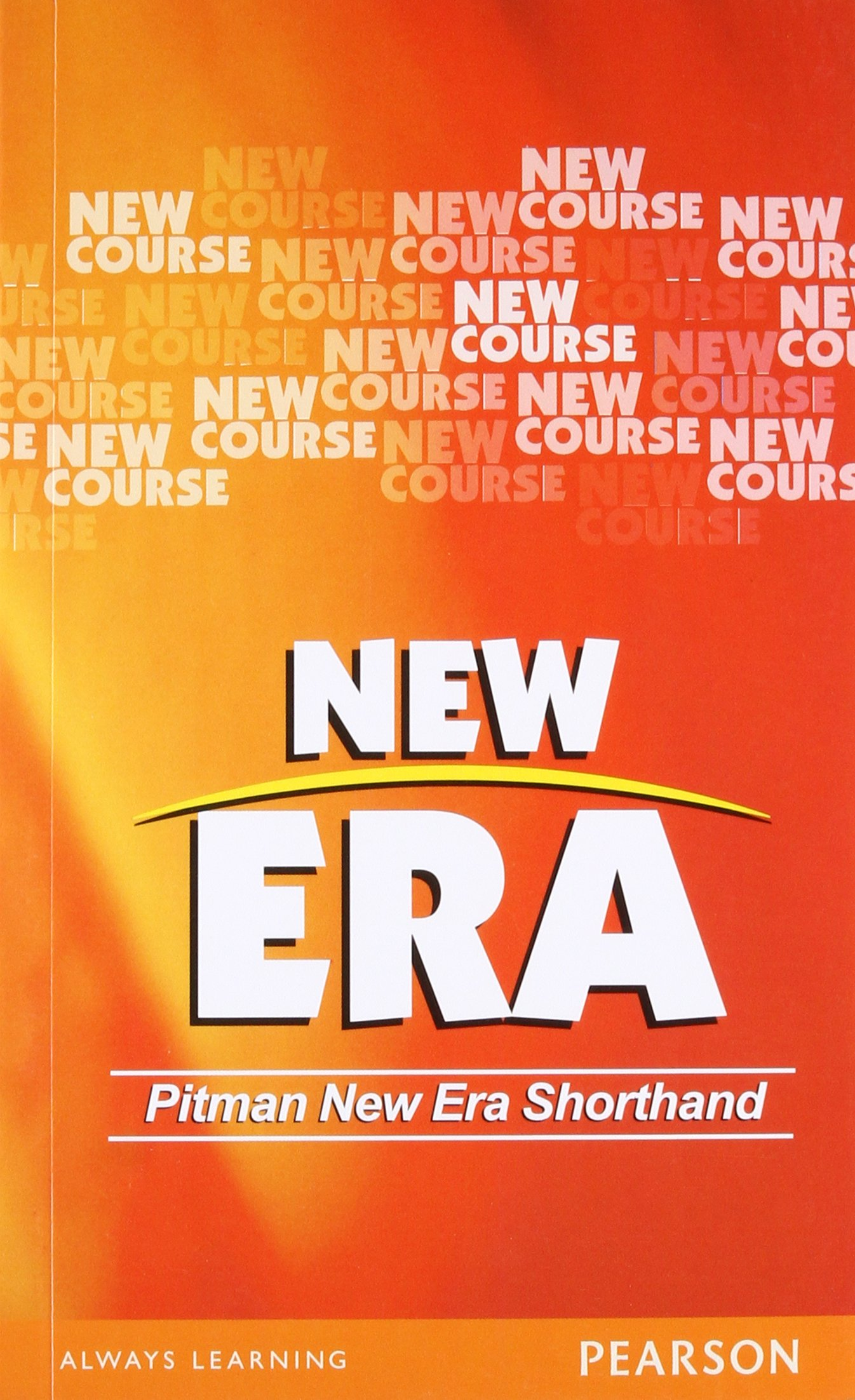 Buy New Era Pitman New Era Shorthand Book Online At Low Prices In