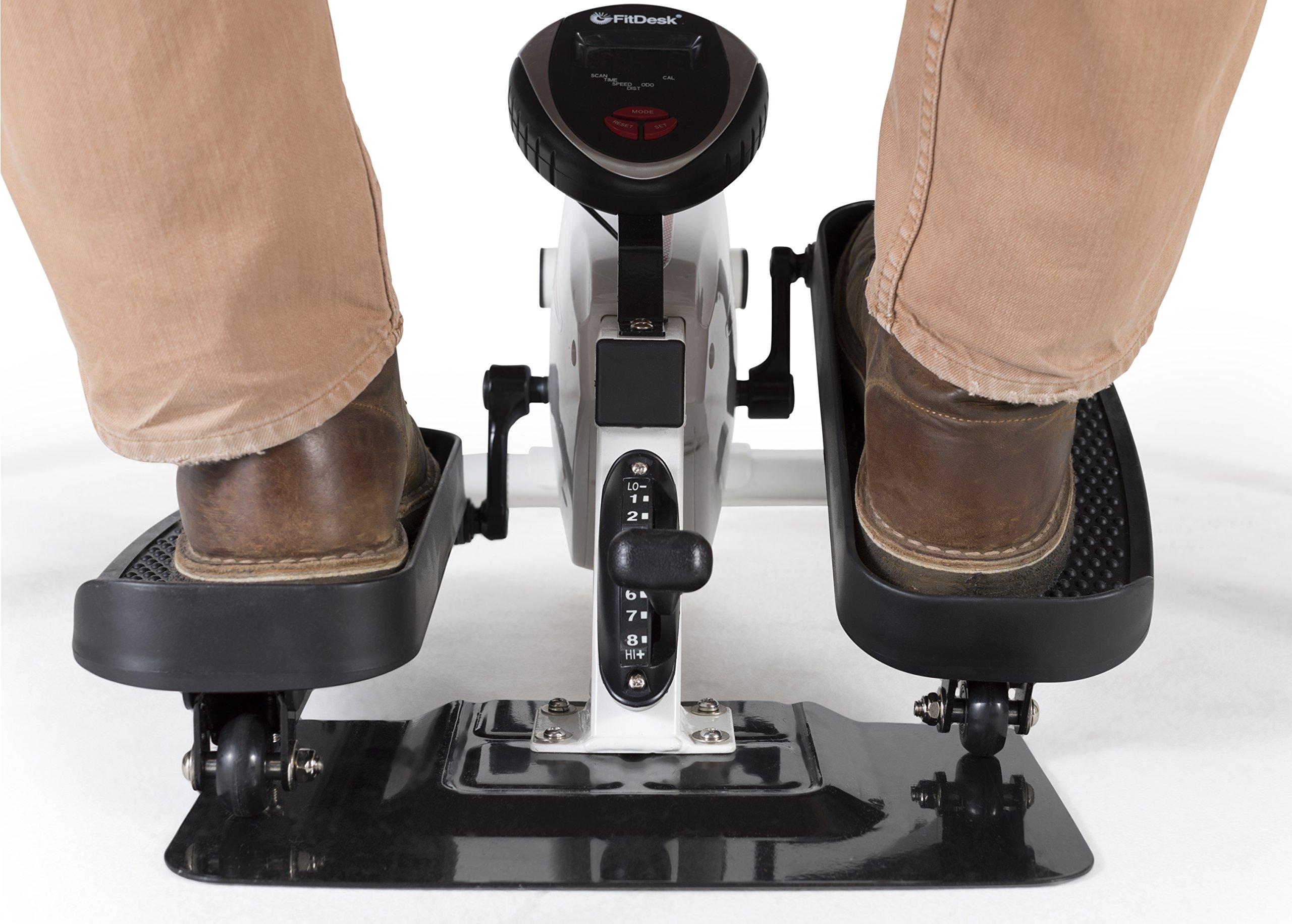FitDesk Under Desk Elliptical Trainer by FitDesk (Image #5)