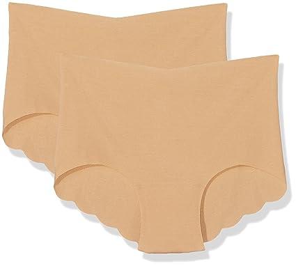 Conception innovante Royaume-Uni code promo sloggi ZERO Modal H Short C2P, Culotte Taille Haute Femme, Lot de 2