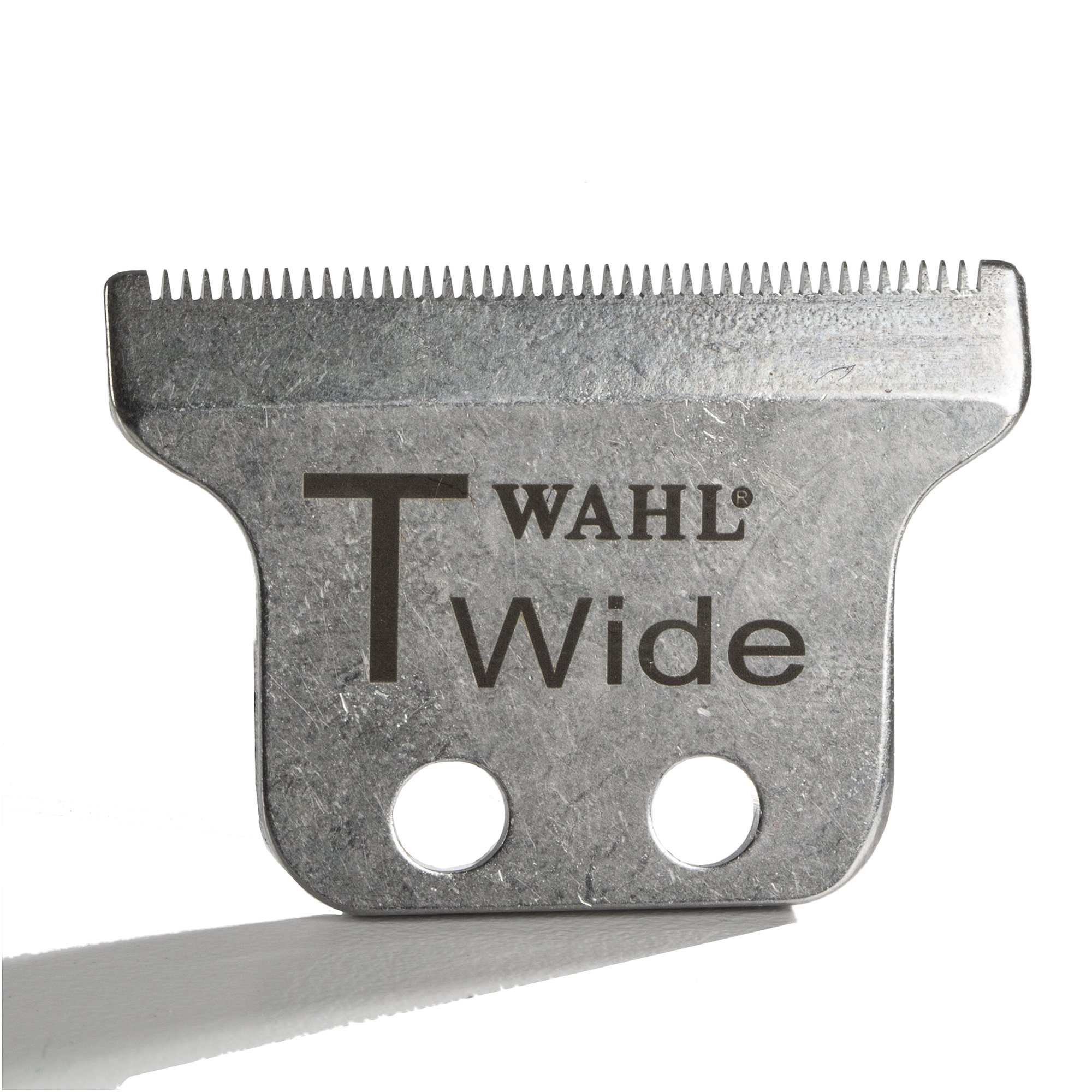 Wide Professional T-Wide Adjustable Trimmer Blade Set #2215 – For the 5 Star Series Detailer – Includes Oil, Screws & Instructions by Wahl Professional (Image #3)