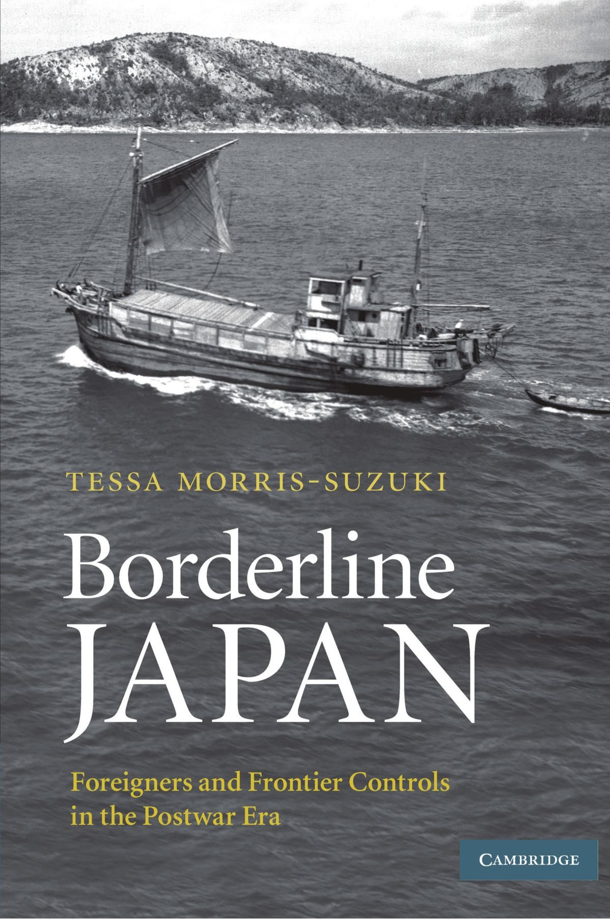 Borderline Japan: Foreigners and Frontier Controls in the Postwar Era pdf