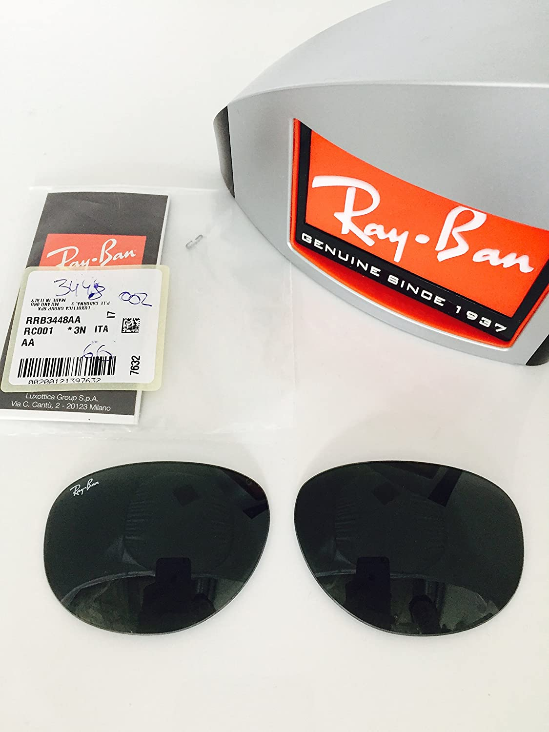 b2ccf8dbed Ray Ban Rb3448 « One More Soul