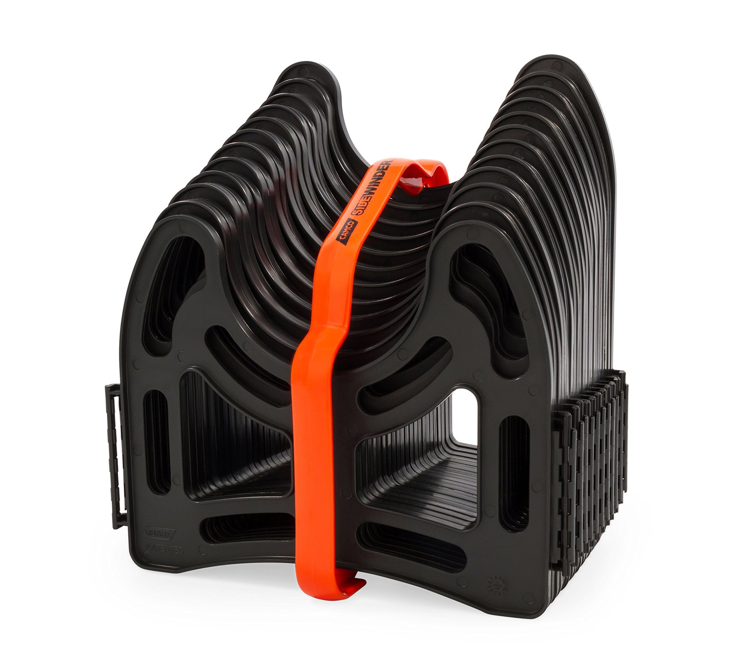 Camco 43031 10ft Sidewinder RV Sewer Hose Support, Made
