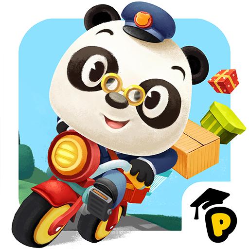 Dr. Panda Mailman (Package Heart)