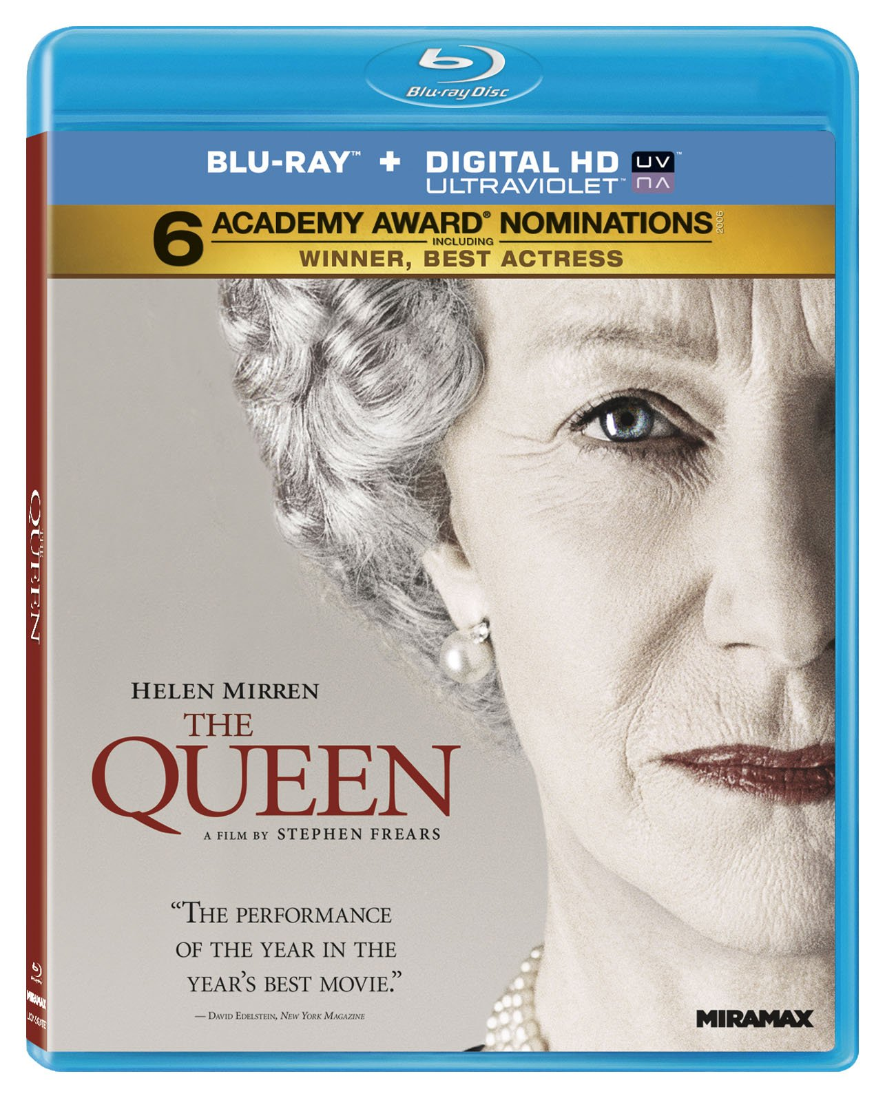 Blu-ray : The Queen (Widescreen)