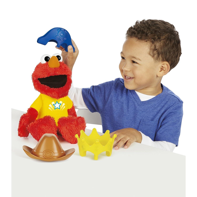Amazon Sesame Street Let s Imagine Elmo Toy Toys & Games