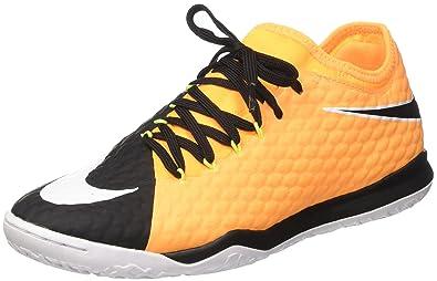 Nike Hypervenomx Finale II IC, Chaussures de Football Homme, Orange (Laser Orange/Black-White-Volt), 45.5 EU