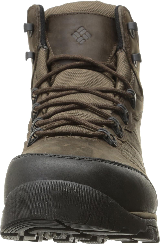 Columbia Men s Cascade Pass Waterproof Hiking Boot