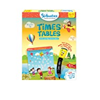 Skillmatics Fun Learning Times Tables, 6-9 Years
