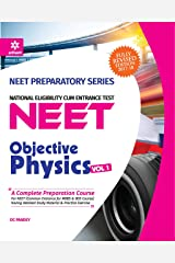 Objective Physics for NEET - Vol. 1 Paperback