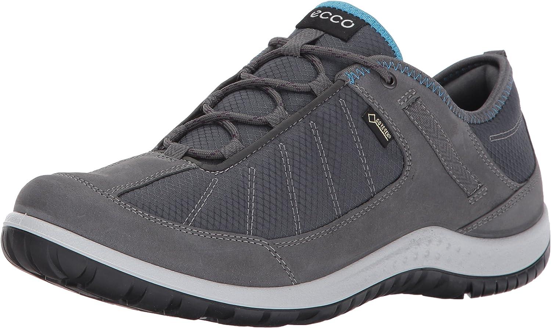 ECCO Women s Aspina Low Gore-Tex Textile Hiking Shoe