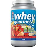 Whey Gourmet - 100% Whey Protein Powder Shake - Natural - No Artificial Flavors, Colors or Sweeteners - Grass Fed Protein Pow
