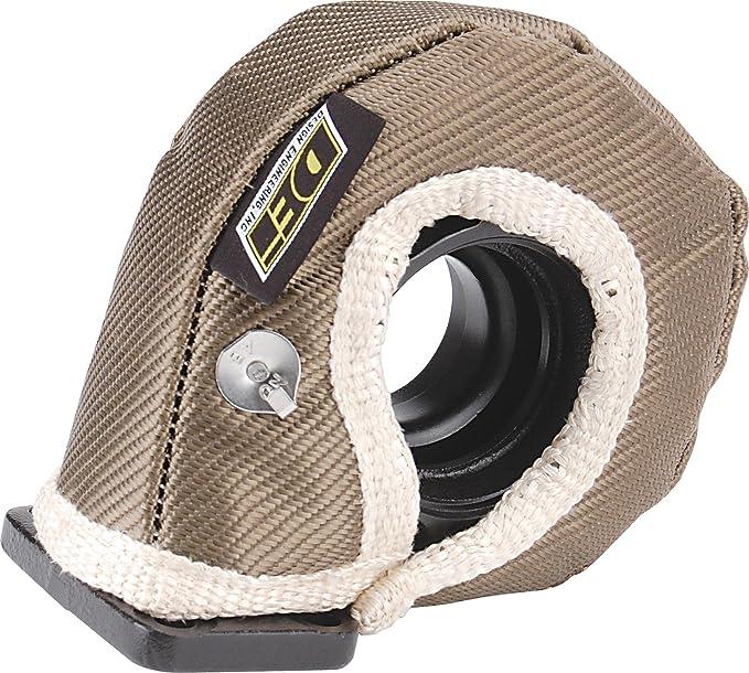 Design Engineering 010244 Turbo Shield Gen III T3 Titanium Shield Only Turbo Shield Gen III