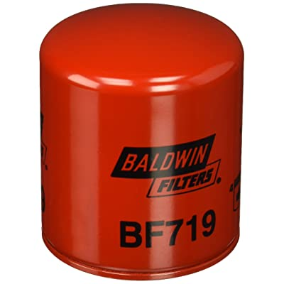 Baldwin BF719 Heavy Duty Diesel Fuel Spin-On Filter: Automotive