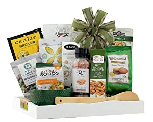 Get Well Soon Soup's On Gift Set by Wine Country Gift Baskets