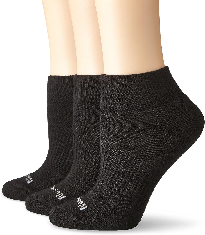 Soft & Breathable Cushioned Quarter Top Socks