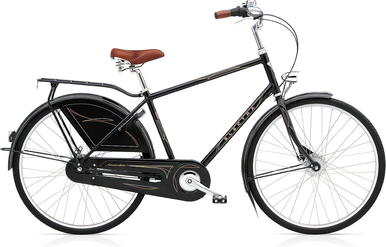 Bicicleta holandesa Electra Bike Amsterdam Royal 8i negro para ...