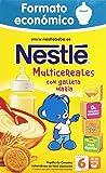 Papilla Líquida Multicereales Con Galletas María Nestlé 500gr (+6 meses)