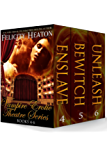 Vampire Erotic Theatre Romance Series Books 4-6 Boxed Set