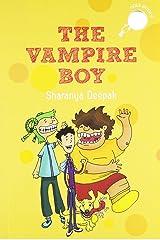 Vampire Boy Paperback