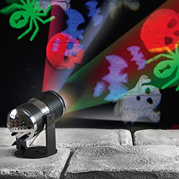 Halloween Party Projector: Amazon.co.uk: Toys & Games