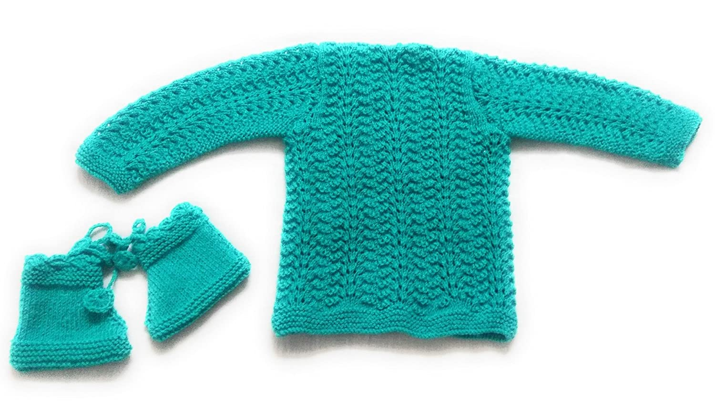 Buy New Jain Traders Hand Made New Born Baby Woolen