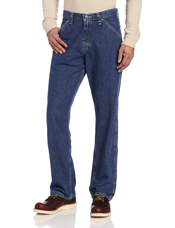 LEE PANTS メンズ B0008EOWWU 40W x 36L|Retro Stone Retro Stone 40W x 36L