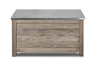 Outdoor Truhe.Sleek Wetterfest Outdoor Garten Holz Aufbewahrungsbox Truhe