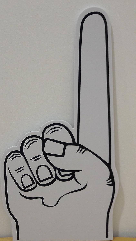 Paume géante imprimée gant mousse EVA - main a doigt pointu 45) LANDX