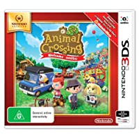 3DS NS Animal Crossing: New Leaf Welcome amiibo + card