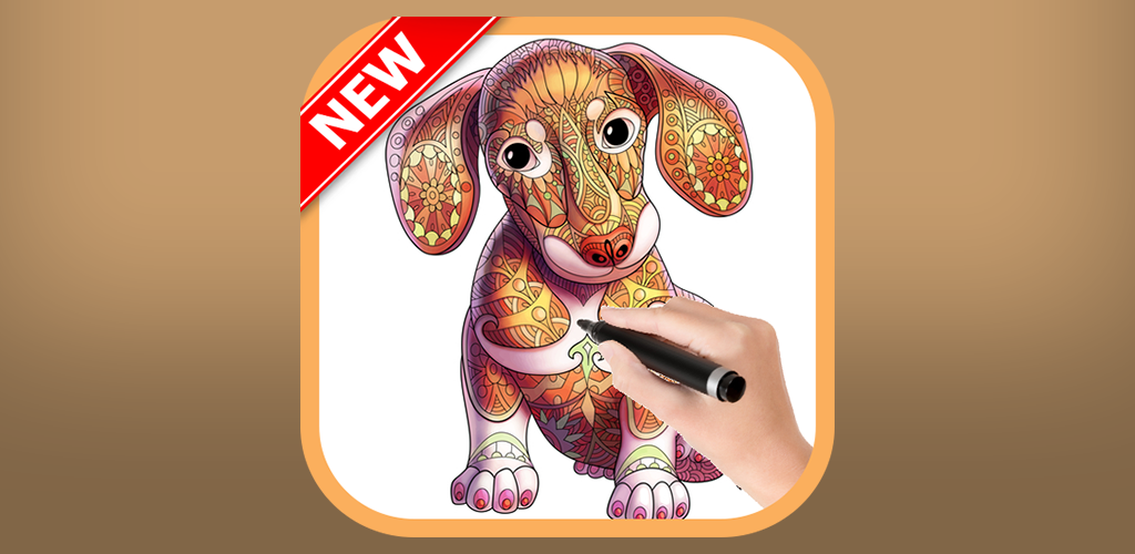 Amazoncom Draw Cut Dogs And Puppies Drawings Appstore For