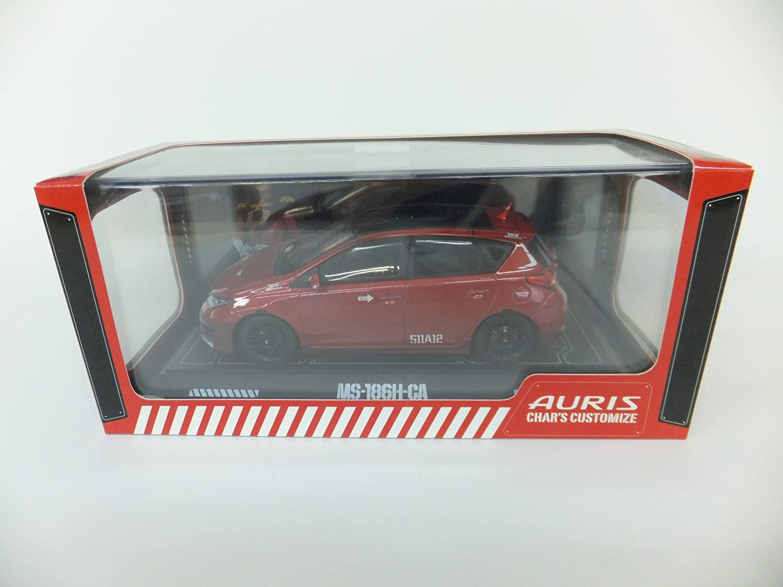 Auris minicar 1 30 scala pressofuso di ZEONICTOYOTA Char (japan import)