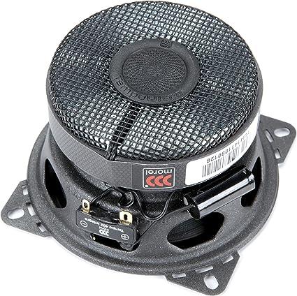 Morel Tempo Ultra Integra 402 100 Mm Performance Coax Elektronik