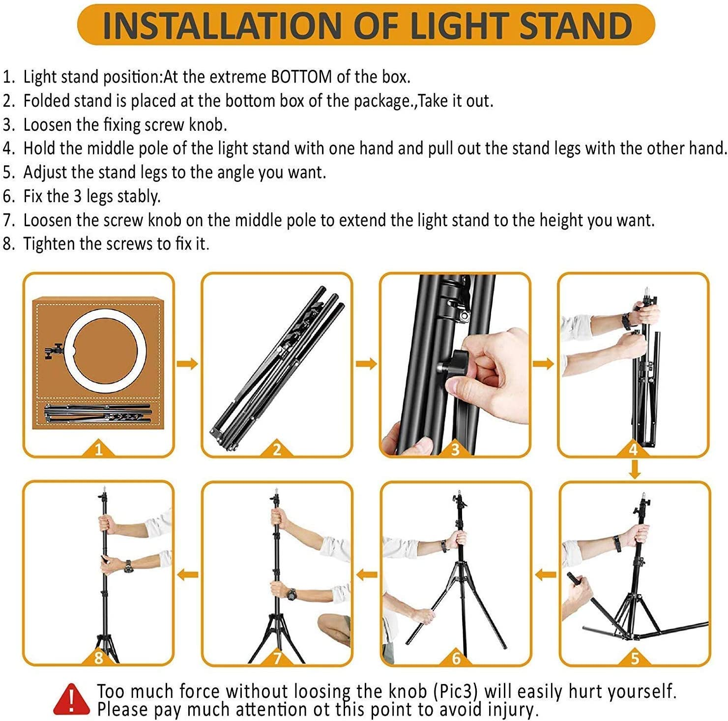Dimmable Mini Floor Table Camera Ringlight for YouTube Video//Photography Compatible with iPhone Xs Max XR Android 18 Selfie Ring Light with Tripod Stand /& Cell Phone Holder for Live Stream//Makeup