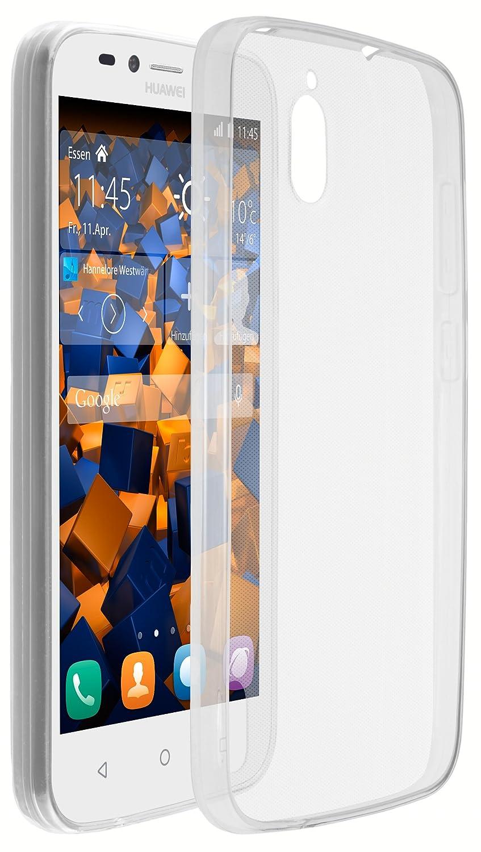 mumbi UltraSlim Hü lle fü r Huawei Y625 Schutzhü lle transparent (Ultra Slim 0.55 mm) mumbi® 13224-Y625