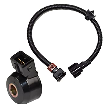 813wwbBFvfL._SY355_ amazon com hqrp knock sensor w wiring harness for nissan maxima 2004 Nissan 350Z Knock Sensor Sub Harness Wire Diagram Cornect at eliteediting.co
