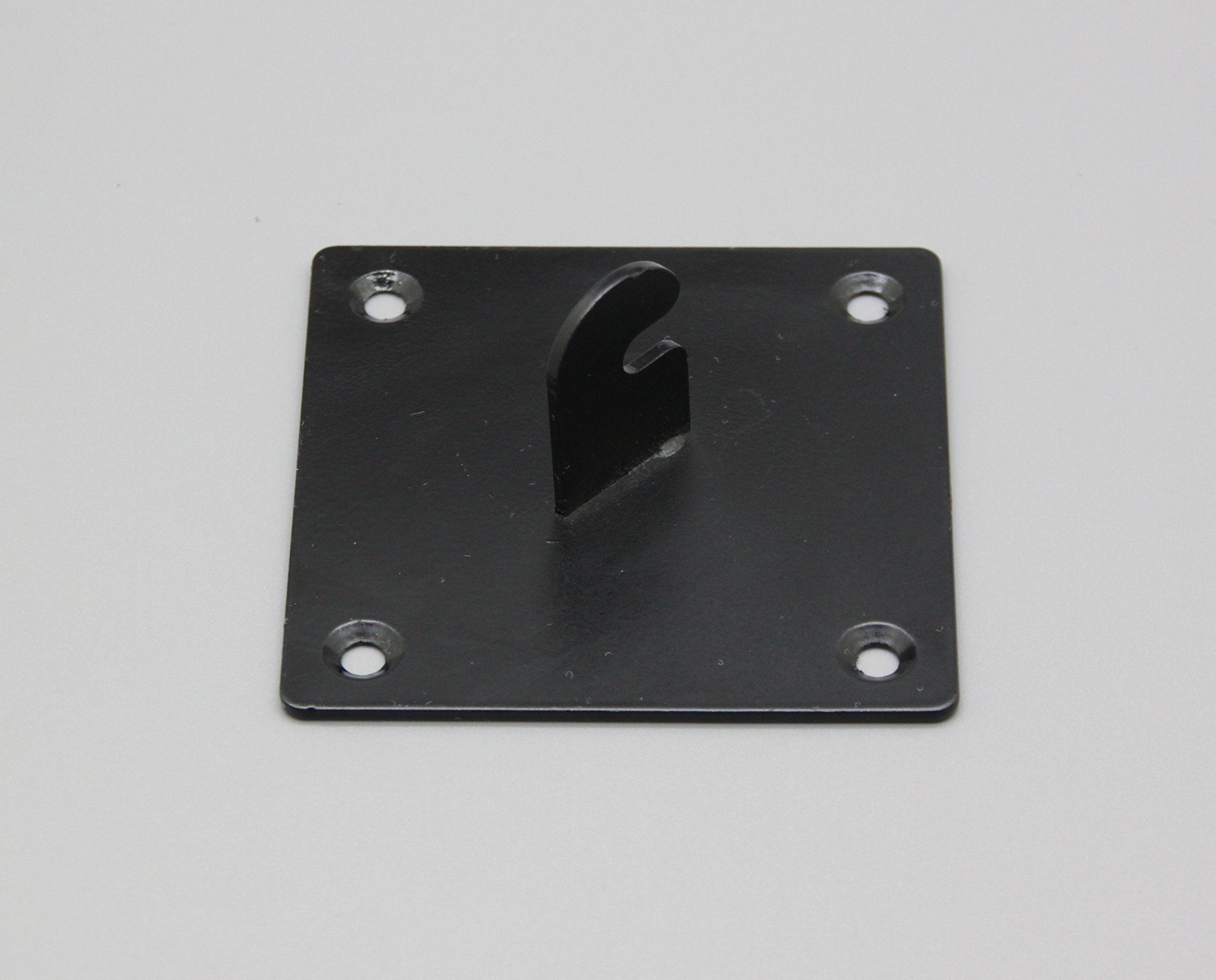 FixtureDisplays Mounting Bracket for Wire Grid Panel Wall Display Grid Wall 15810-NF