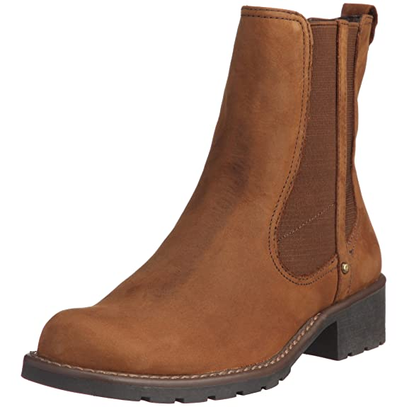 Clarks Orinoco Club Brown Snuff, Schuhe, Stiefel & Boots, Hohe Boots, Braun, Female, 36