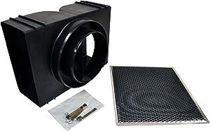 Whirlpool W10680067 Range Hood Recirculation Kit