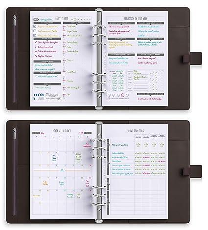 Amazon.com: LUX PRO - Planificador de productividad – Mejor ...